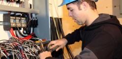 Монтаж кабельных энергосистем
