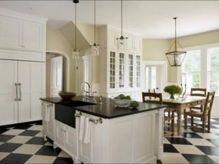 Семь шагов к новой кухне